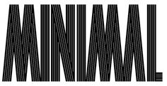V Magazine Minimal – Alex Trochut – Illustrators & Artists Agents – Début Art #logo #white #minimal #black