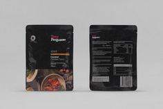 Tony Ferguson | MAUD #branding #packaging #print #food #system #identity