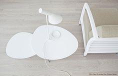 STUA. Eclipse design nesting tables & the Malena design armchair