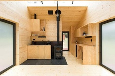 Off-Grid Tiny Cabin Inspired by Japanese Design: Bruny Island Hideaway 3