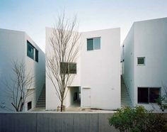 naoya kawabe architect & associates: kaminoge house #architectassociates #house #naoya #kaminoge #minimal #kawabe #japan