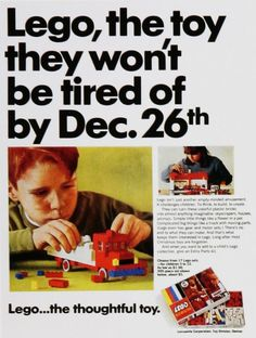 Before the days of Lego Star Wars.