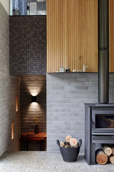 fireplace / Bent Architecture