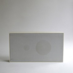 Dieter Rams: Braun L 46 Flat Speakers