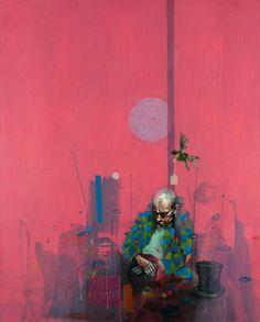 London artist Bartholomew Beal | PICDIT