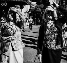 Black and White Street Photography by Bartosz Matenko