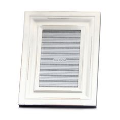 Ant White Vintage MDF Photo Frame,18cm x 23cm