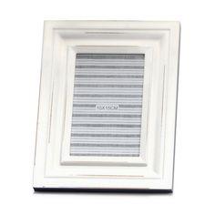 Ant White Vintage MDF Photo Frame,18cm x 23cm