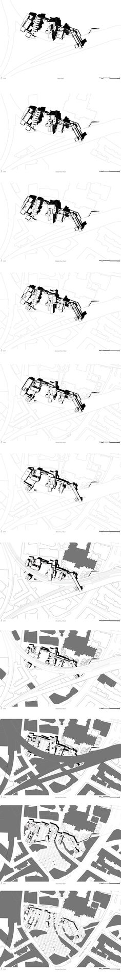 Borough Market Expansion: Proposed Plans #architecture