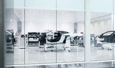 All sizes | MCLAREN_TECHCENTRE_35 | Flickr Photo Sharing! #interior #white #automotive #mclaren #auto #factory #car