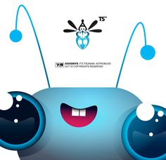 AstroBugs on Behance