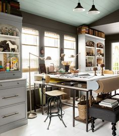 Blog — Offscreen Magazine #desk #home office #workstation