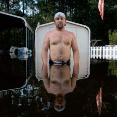 Shocking Portraits of People Living in Flood Zones by Gideon Mendel
