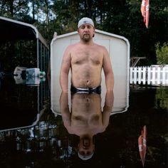 Shocking Portraits of People Living in Flood Zones by Gideon Mendel