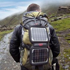 Amp Solar Charger from Voltaic Systems #gadget