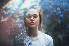Romantic and Dreamlike Portrait Photography by Brandon Woelfel