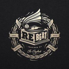 Rebeat Logo Lock-up