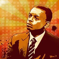 rawgoods.org - Mayor Foxx Cover Illustration #of #city #charlotte