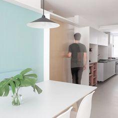 Icarai Apartment by CIAA / Brasil