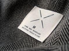grayhood » Blog Archive » pins and needles redesign - dan gneiding graphic design #needles #fabric #apparel #pins #logo