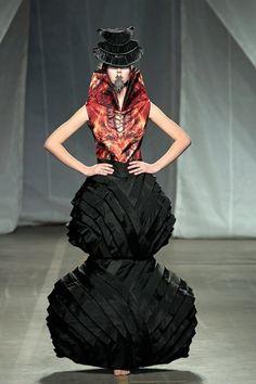 Ivana Pilja at Fashionclash 2012 #fashion