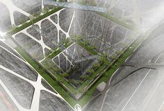 Earthscraper : un concept de gratte-ciel de 65 étages enfoui sous terre #architecture