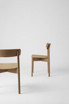 T01 Cross Chair by PearsonLloyd