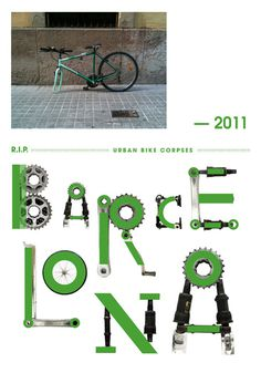 Toormix. Branding, Art direction, Editorial Design #bike #poster #typography