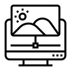 See more icon inspiration related to program, monitor, editor, photo, edit tools, image, photography, interface, picture and computer on Flaticon.