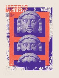 Jacob Rosenburg — Gig Posters