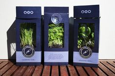 The Herb Factory on the Behance Network #suction #herb #van #the #kan #luc #factory #cup
