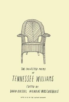 The Collected Poems of Tennessee Williams #cover #layout #book #illustrations