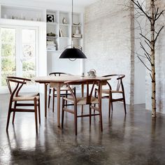 Carl Hansen - CH24 Wishbone Chair - Ambientebild #chair