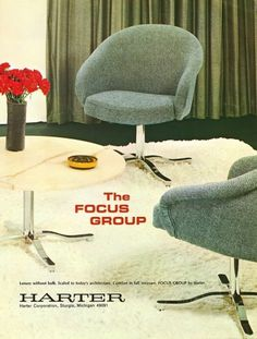 All sizes | Harter Furniture Ad | Flickr - Photo Sharing! #harter #group #focus #1966 #the #furniture #advert