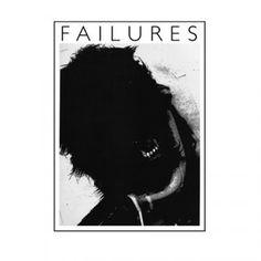 YA 40 FAILURES LP #cover #album