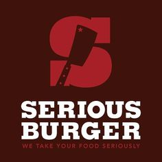 Serious Burger › Home #logo