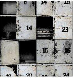 An Adventure of Inevitable Chance #numbers #photography #grunge