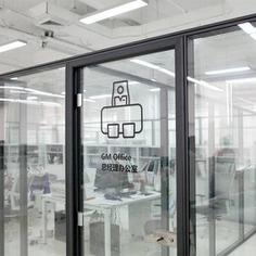 Wayfinding | Signage | Sign | Design | office 一套经典的办公室环境导视设计