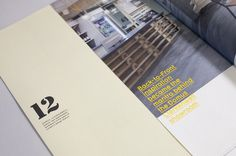 Domus Pinpoint Issue One by DesignStudio