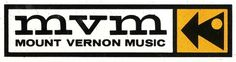 All sizes | Mount Vernon Music | Flickr - Photo Sharing! #music #logo #typography
