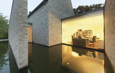 Villa Rotanda | iGNANT.de #brick #office #building #architecture