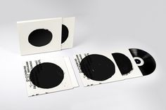 Warp / Records / Releases / Autechre / Oversteps #republic #white #designers #replica #black #on #vinyl #music #electronic