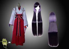 Tokyo Ravens Natsume Tsuchimikado Cosplay Costume + Wig #costume #cosplay #tsuchimikado #natsume