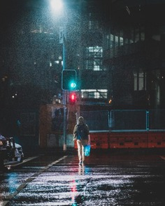 Moody and Cinematic Street Photography by Declan McWhinney