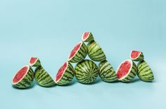 Marion Luttenberger für Goodforks   iGNANT.de #marion #luttenberger #photography #melon #still #life