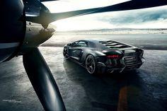 Black car by philipp rupprecht #vehicle #photography #car #black