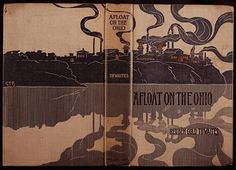 The Art of Books: Publishers' Bindings Online 1815–1930 | Monoscope #cover #design #book