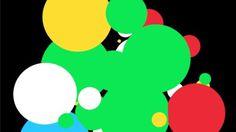 Nokia Asha Motion Experiences | Work | DesignStudio #abstract #illustration #graphic