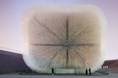 UK Pavilion « Heatherwick Studio #iwan #heatherwick #uk #shanghai #baan #thomas #pavilion #photography #architecture #art