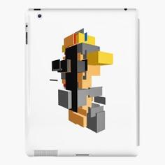 Condo Tower iPad Case & Skin